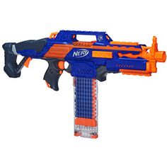 Nerf N-Strike Elite Rapidstrike CS-18 Blaster Possible Birthday gift/Nerf gun fight haha
