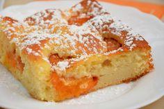 Marillenkuchen 3 Sweet Cooking, Strudel, Apple Pie, French Toast, Food And Drink, Birthday Cake, Baking, Breakfast, Brownies