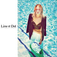 Line and Dot S/S14 Collection Photo by @yerinmok  (at www.thelineanddot.com)