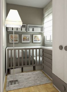 Check out these small nursery ideas for loads of decorating and space-saving inspiration.