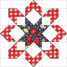 quiltblock, mini medallion, mini quilt tutorial, medallion quilt, quilt blocks, quilt tutorials