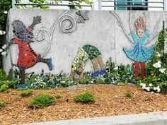 Jump,Tumble mosaic by brookdaledude, via Flickr