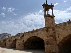 Spain, Valencia, architecture, bridge