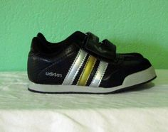 Stylish Adidas black Boys and girls Sneakers in size 9 Girls Sneakers, Adidas Sneakers, Black Boys, Black Adidas, Casual Shoes, Boy Or Girl, Stylish, Best Deals, Leather
