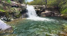 Pozas de Melón, una de las piscinas naturales más conocidas de #Ourense #Galicia #SienteGalicia    ➡ Descubre más en http://www.sientegalicia.com/