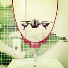 Drone Selfies