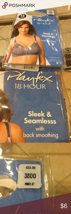 Playtex size 38DD new bra Playtex size 38DD new bra Playtex Intimates & Sleepwear Bras