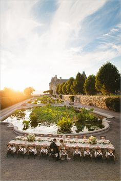 Venue: Biltmore Estate | Photo: With Love & Embers | Floral: Lily's GreenThumb featured on Wedding Chicks