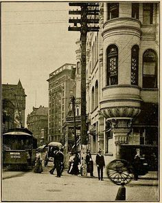 Canal and Carondelet 1902
