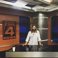 Myself and @davidbakey will be live on @fox4news here in Dallas in about 30 mins! Tune in whilst w...
