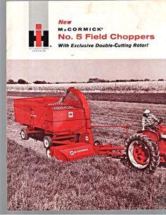 IH McCORMICK No.5 Field Choppers Ad