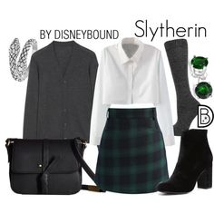 Disney Bound - Slytherin