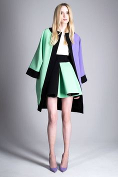Fausto Puglisi Resort 2015. See all the best looks here.