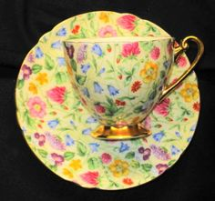 SHELLEY-RIPON-COUNTRYSIDE-CHINTZ-TEA-CUP-AND-SAUCER