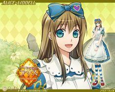 Alice Liddell - Diamond no Kuni no Alice