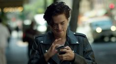"""[ September Hours until I found this 🎉 I had never seen this and they're from Teen Vogue for """"Young Hollywood Cole Sprouse Funny, Dylan Sprouse, Cole Spouse, Cole Sprouse Jughead, Zack E Cody, Dylan And Cole, Man Crush Everyday, Riverdale Cast, Bae"""