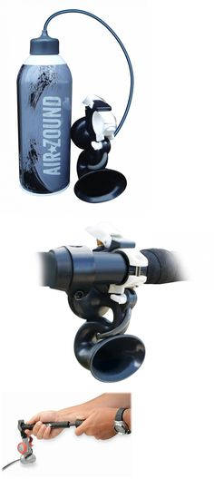 Bells and Horns 123474: Delta Cycle Delta Airzound Bike Horn , Colors May Vary BUY IT NOW ONLY: $31.99