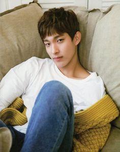 Seventeen   photoshoot   DK