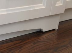 Decorative custom baseboards