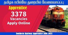 Chennai Metro, Railway Jobs, Metro Rail, Southern Railways, Government Jobs, Apply Online, How To Apply, Fashion, Moda
