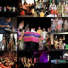 Coming soon ...International Puppets Festival 2014 @Chiang Mai, Thailand 12 – 14 December, 2014.