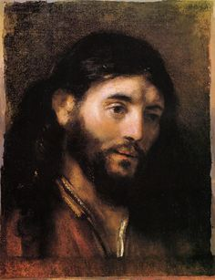 Rembrandt-Head-of-Christ.jpg (800×1044)