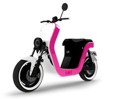ME Electric Scooter | Picame - Daily dose of creativity