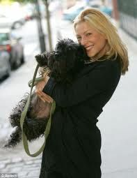 Tatum O'Neal with her Scottie Lena. Animals And Pets, Cute Animals, Cool Pets, Terrier Dogs, Dogs Of The World, Dog Quotes, Westies, Happy Dogs, Beautiful Dogs