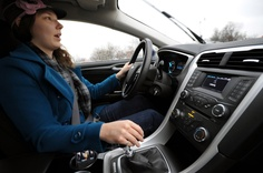 Ford Application First In Car Voice Activated Location Sharing App