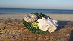 Spilla spilla crochet spilla di mare interessante di TirinaCraft