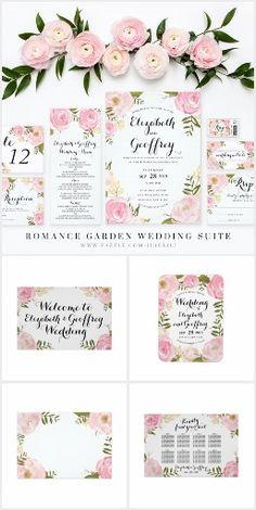 Romance Garden Wedding Suite