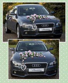 Wedding Car Decorations, Wedding Events, Marie, Wedding Cake, Bouquets, Pastel, Modern, Pearls, Weddings