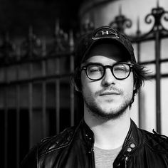 Marc-André Grondin...There is something super attractive about a man who is completely loyal to his favorite hockey team...even if it is not Chicago.