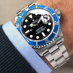 WRISTPORN™: Rolex Submariner • #WRISTPORN by @submarinate • ...