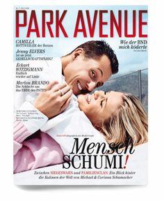PARK AVENUE Magazine 07_2006 | Roger Furrer • Visual Co-Founder / Typography