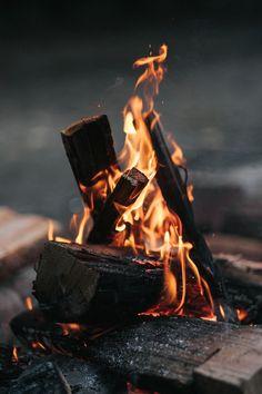 bonfires and colder weather