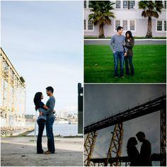 San Francisco Engagement Photo Shoot