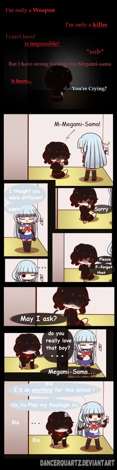 Yandere Comic - Nemesis-chan by DancerQuartz on DeviantArt