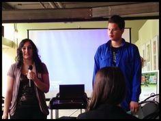 Youth & alumni talk about the power of iHuman