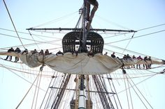L'Hermione, Rochefort France
