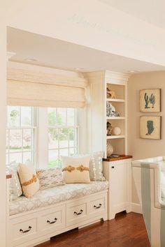 Window corner. PREFERRED little place of contemplation and relaxation #homedesign