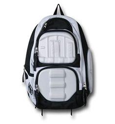 Star Wars Stormtrooper Built Backpack $74.99