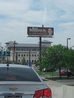 San Antonio billboard