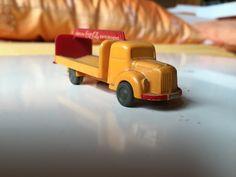 Wiking_560_Mercedes_Getrankewagen #Wiking #Modellautos #ModelCars 1:87 #H0 #Mercedes Mercedes LKW alte Wiking Autos  Wiking Sammlerstücke