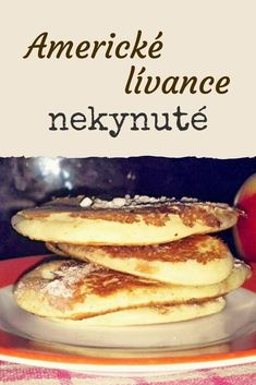 Sweet Recipes, Cooking Tips, Ham, Pancakes, Cheesecake, Food And Drink, Low Carb, Menu, Sweets