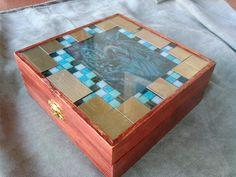 Dragon Box by DKKustomDesignz on Etsy