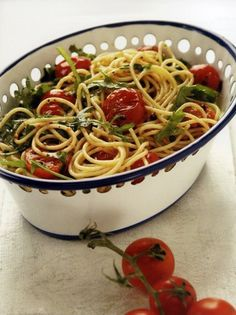 Light Archives - Page 12 of 16 - www. Pasta Recipes, Cooking Recipes, Healthy Recipes, Healthy Food, Tasty, Yummy Food, Appetisers, Greek Recipes, Pasta Dishes
