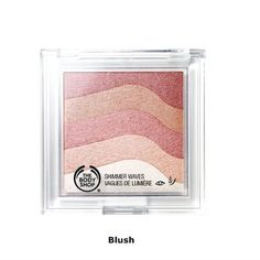 The Body Shop Shimmer Waves  02 Blush *** See this great product.