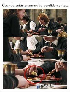 Is beatiful the love Arte Do Harry Potter, Harry Potter Disney, Harry Potter Tumblr, Harry Potter Jokes, Harry Potter Pictures, Harry Potter Cast, Harry Potter Universal, Harry Potter Fandom, Harry Potter World