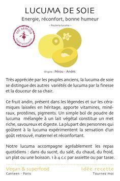 Découvrez la lucuma de soie : douceur et confort. Superfruit de l'été  http://ow.ly/yMhor http://ow.ly/yMhiN